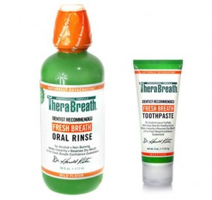 TheraBreath Premium Oral Care Giveaway!