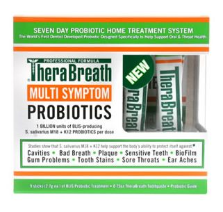 TheraBreath Multi-Symptom ProBiotics