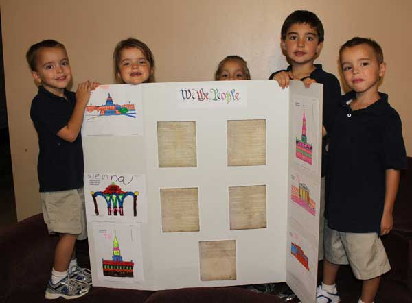 Our Constitution Day Project