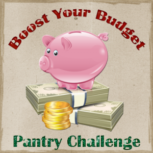 Join the Boost Your Budget Pantry Challenge & Win $25 from CouponClutch.com