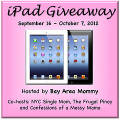 Enter to Win an iPad