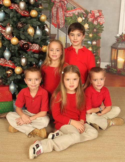 Hoyle Kids Christmas 2012