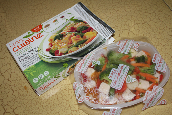 Quick Lunches with Lean Cuisine