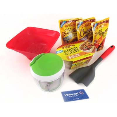 Old El Paso Prize Package