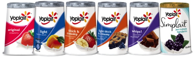 Yoplait Cups