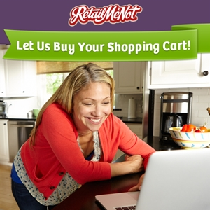 Let RetailMeNot Buy Your Shopping Cart