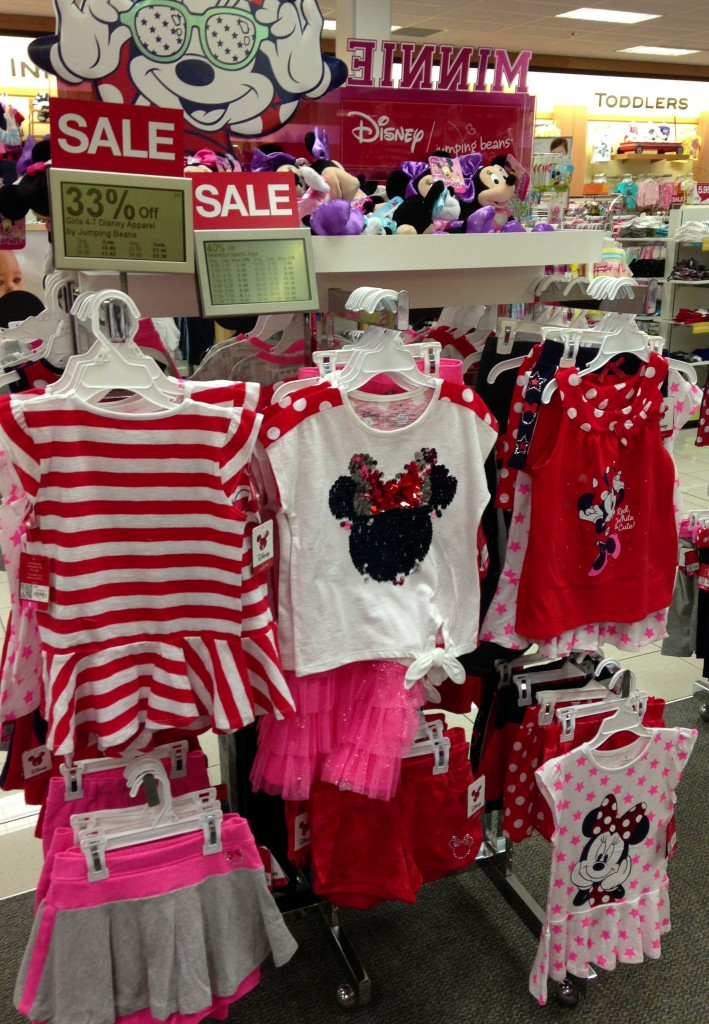 Kohl's Disney Clothing