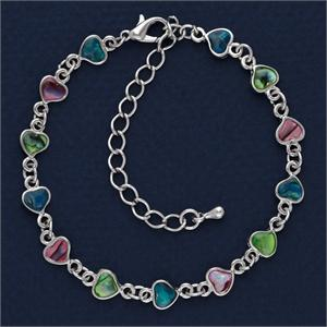 Precious International Anklet