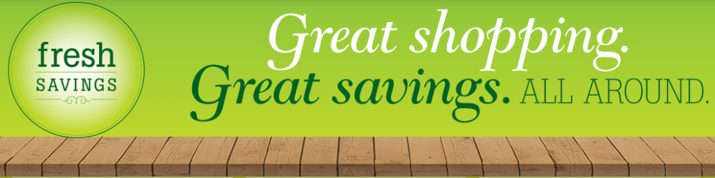 Publix October Fresh Savings Event