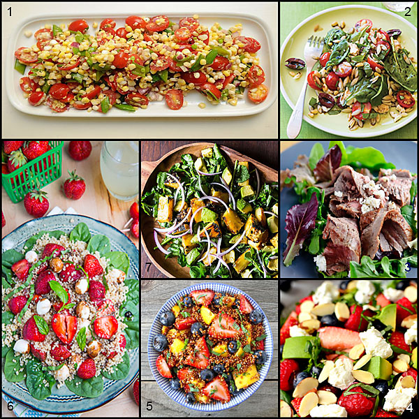 Tasty Tuesday: Summer Salads