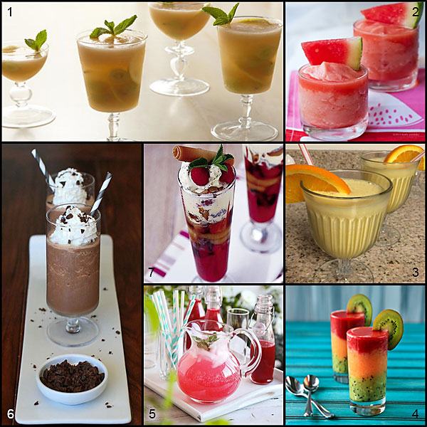 Tasty Tuesday: Refreshing Summer Drinks