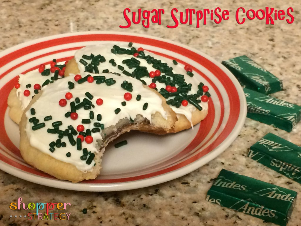 Sugar Surprise Cookies