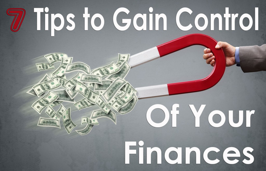 7 Tips for Gaining Control of Your Finances in the New Year
