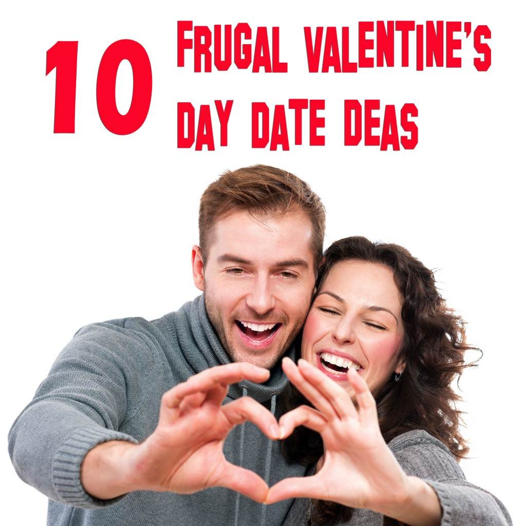 10 Frugal Valentine's Day Date Ideas