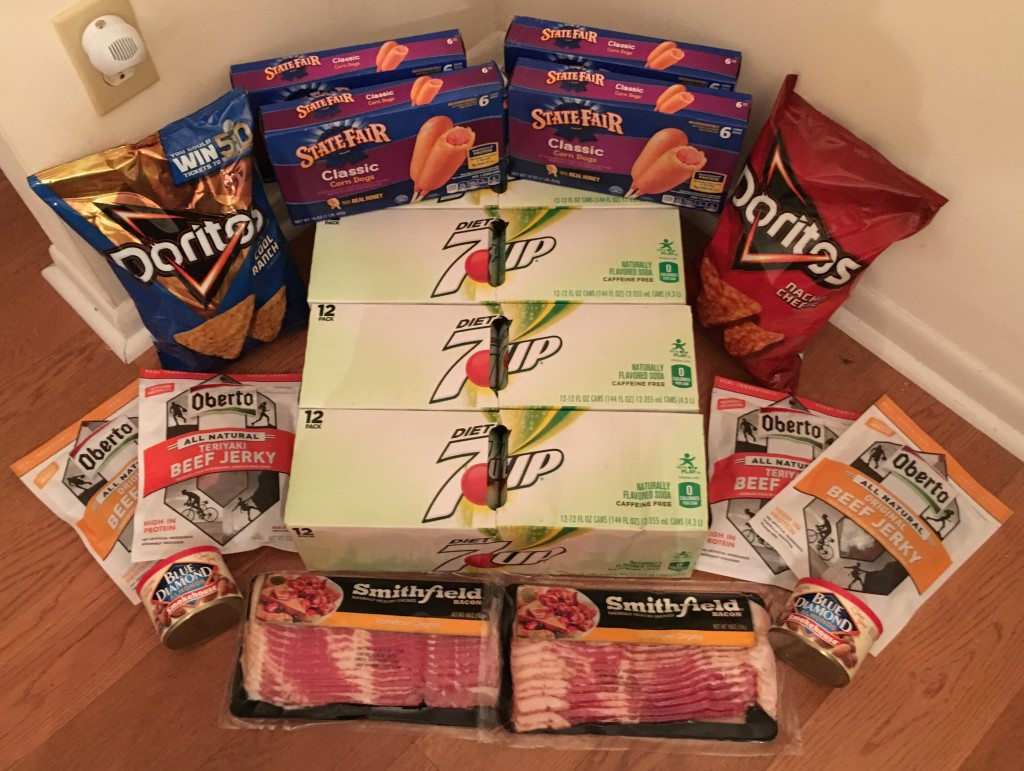 My 1/27 Publix Trip - $91.57 for $31.75 or 65% Off