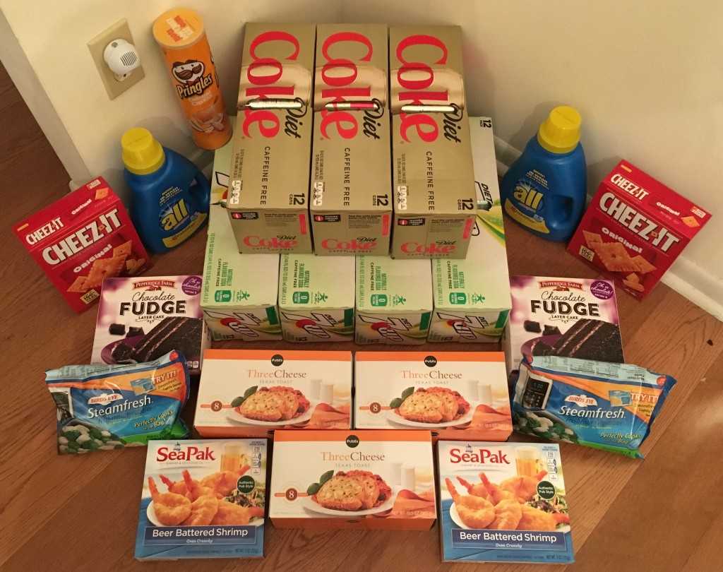 My 2/10 Publix Trip - $97.12 for $35.72 or 63% Off