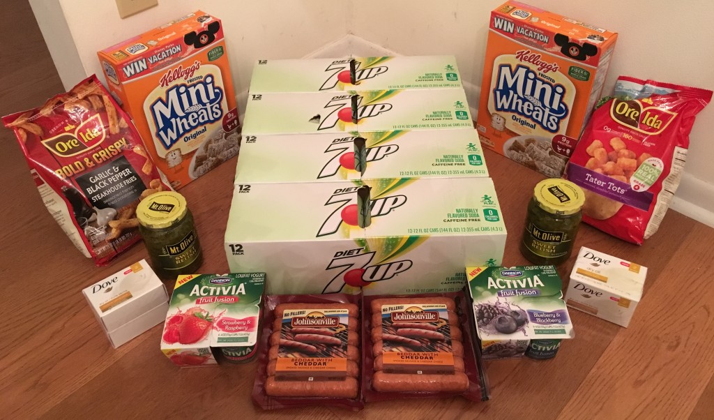 My 2/24 Publix Trip - $60.29 for $21.11 or 65% Off