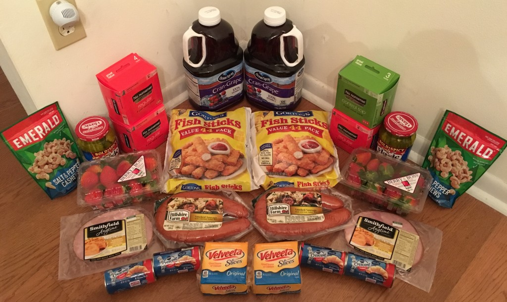 My 3/2 Publix Trip - $96.86 for $34.40 or 65% Off