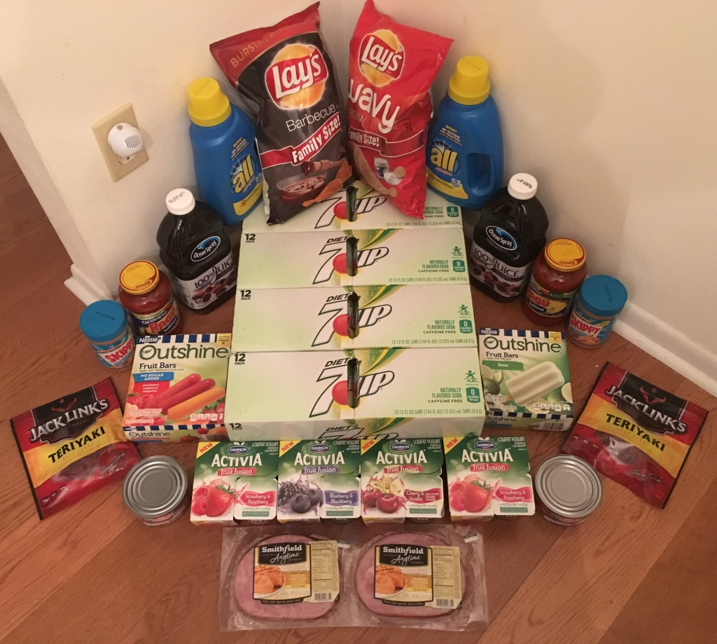 My 4/13 Publix Trip - $104.21 for $36.40 or 65% Off