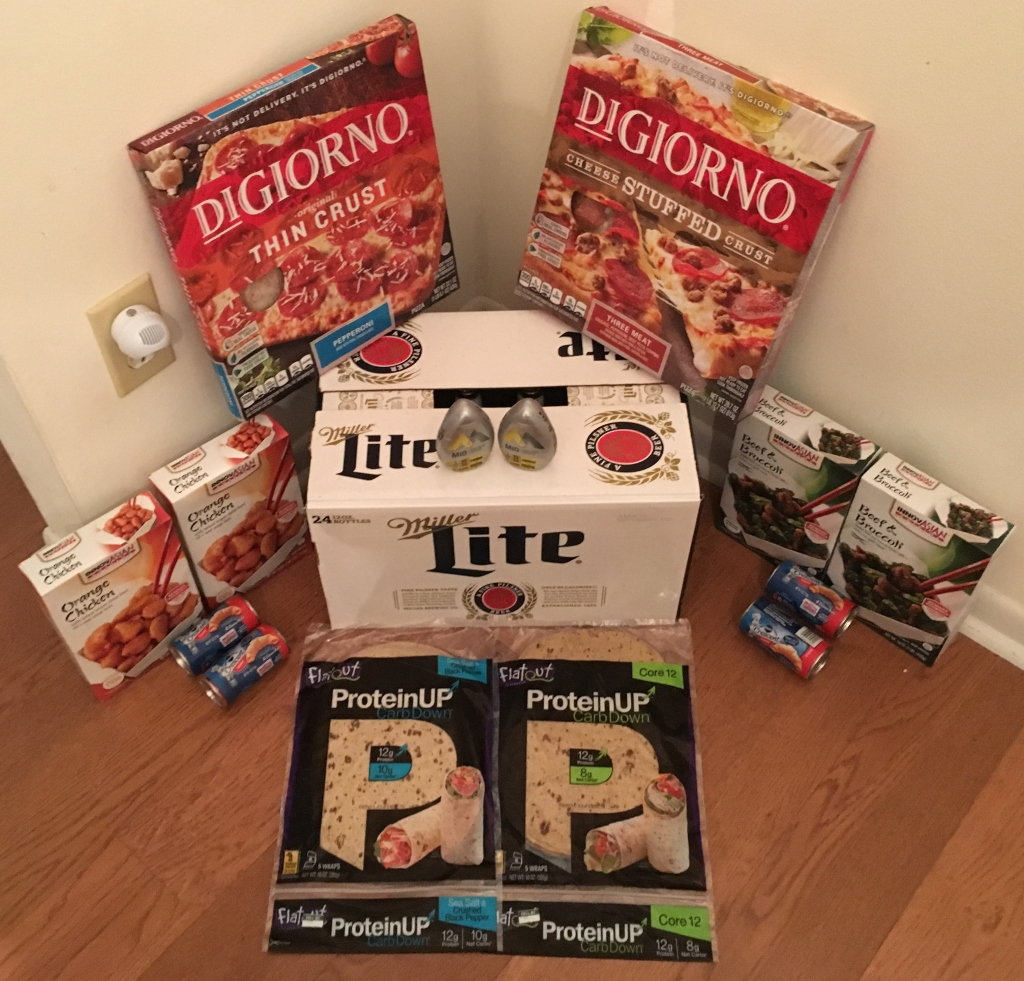 My 4/20 Publix Trip - $84.96 for $31.16 or 63% Off