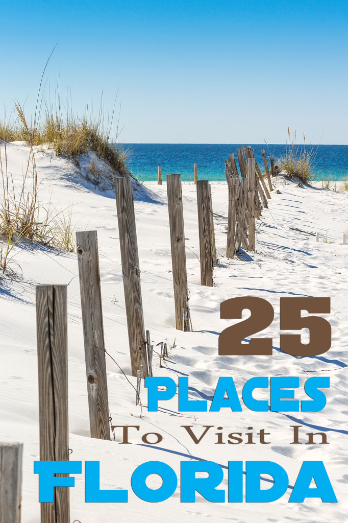 25 Must See Places to Visit in Florida