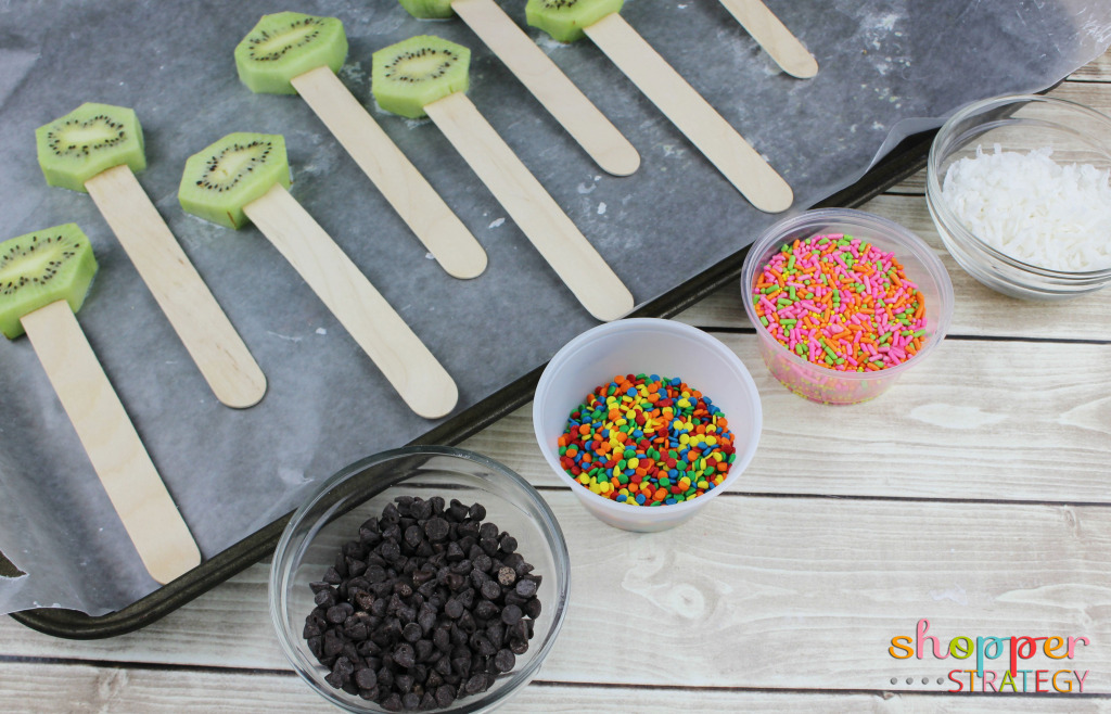 Frozen Kiwi Pops Recipe