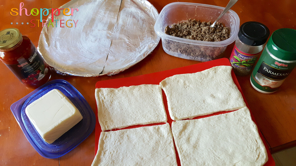 Easy Pizza Calzones Recipe