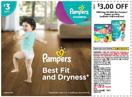 Grab Some Great Savings on Pampers