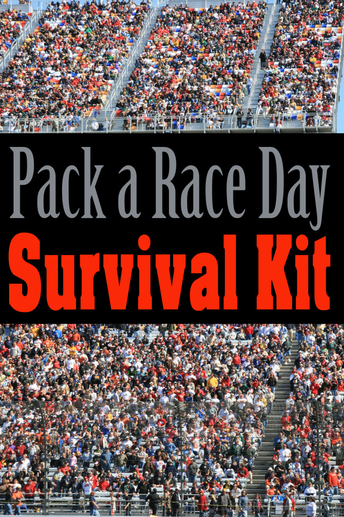 How to Put Together a Race Day Survival Kit
