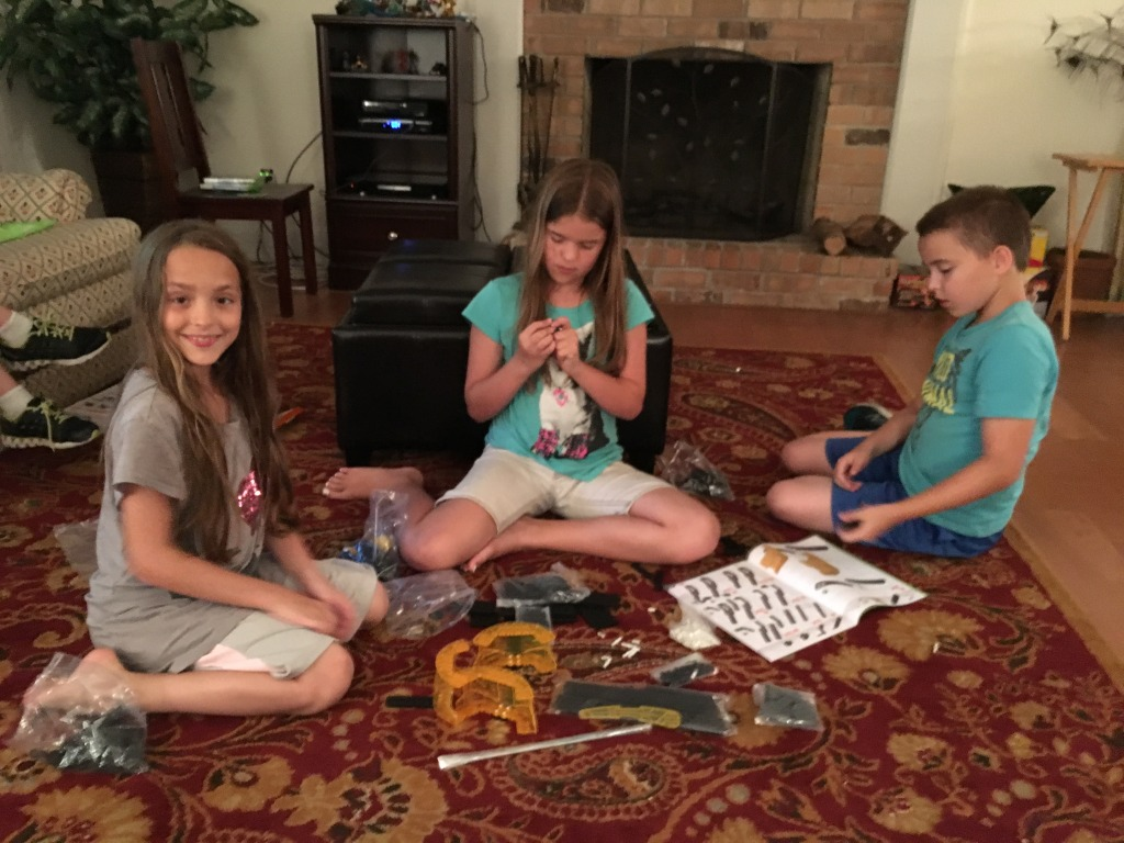 Engineering Fun with Hexbug Vex Robotic Arm