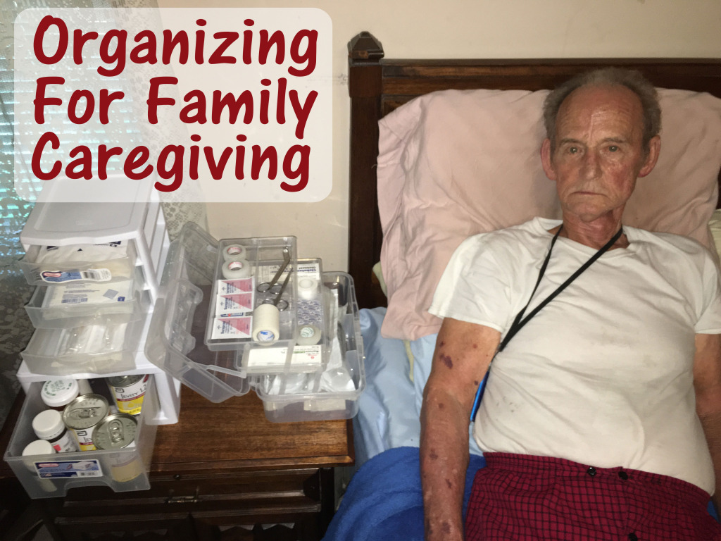 Organizing for Family Caregiving