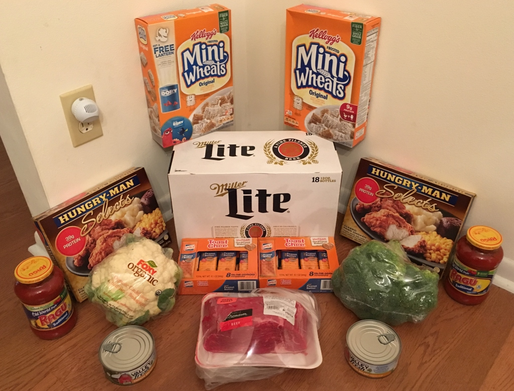 My 8/3 Publix Trip - $77.97 for $39.35 or 50% Off