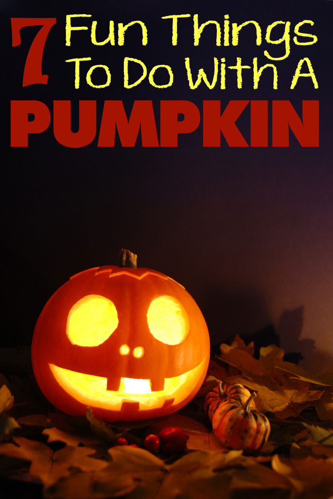 7 Fun Things to Do with a Pumpkin