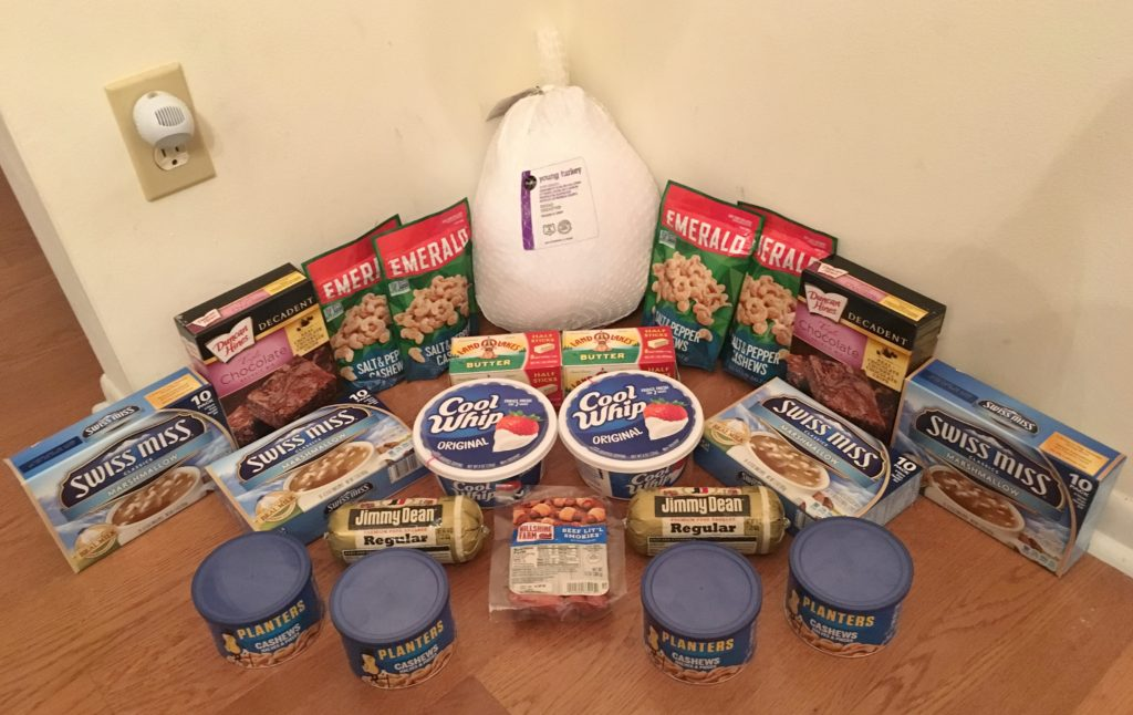 My 11/16 Publix Trip - $99.91 for $32.45 or 68% Off