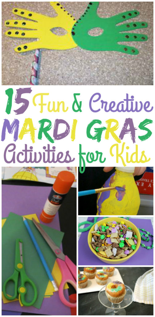 15 mardi gras activities