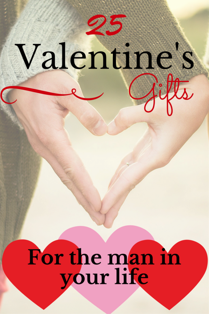 25 Valentine's Day Gift Ideas for Him