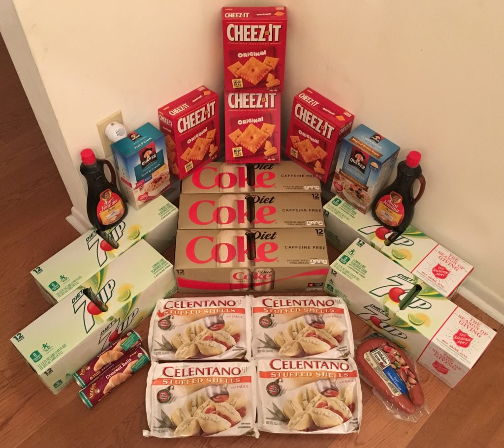 My 1/11 Publix Trip - $93.38 for $27.59 or 70% Off