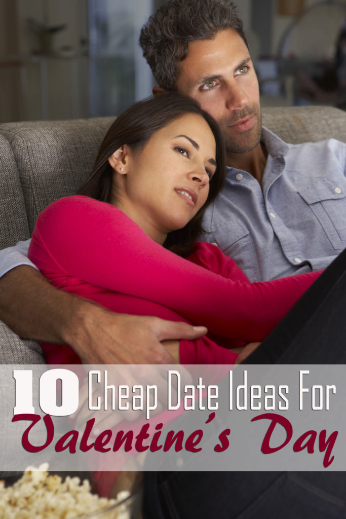 10 Cheap Date Ideas for Valentine's Day