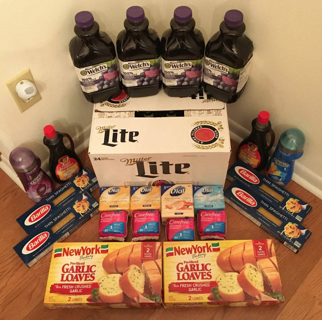 My 2/15 Publix Trip - $83.19 for $31.81 or 62% Off