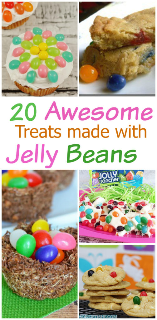 Jelly Bean Recipes