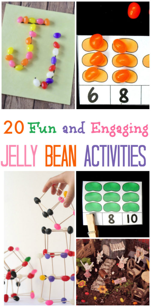Jelly Bean Kids Activities