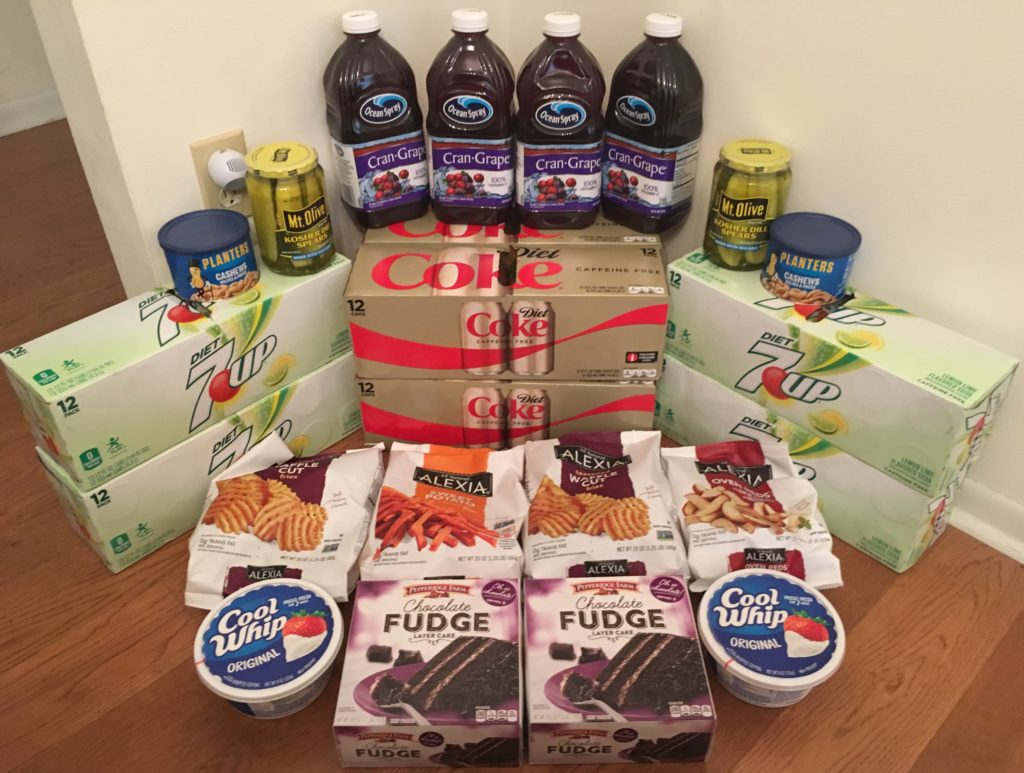 My 4/5 Publix Trip - $104.03 for $39.29 or 62% Off