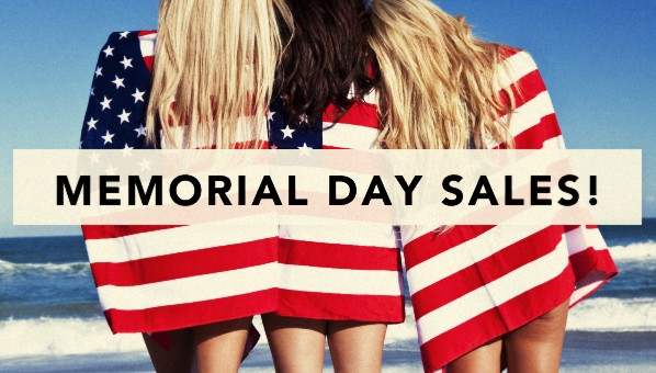 Seasonal Shopping - What to Buy this Memorial Day!