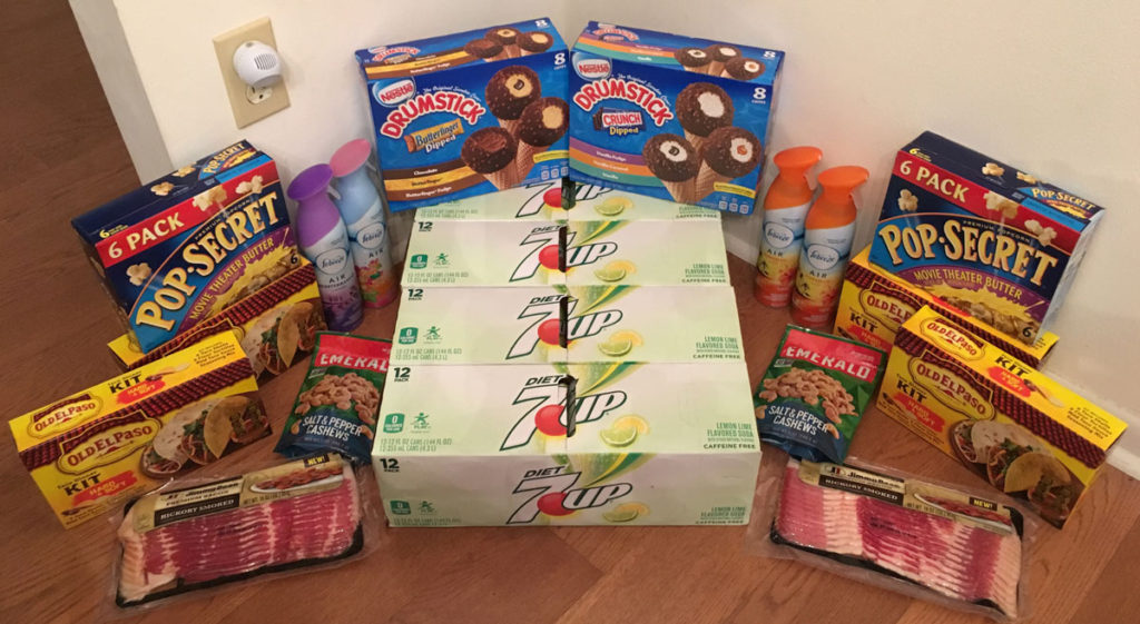 My 5/3 Publix Trip - $99.69 for $36.66 or 63% Off