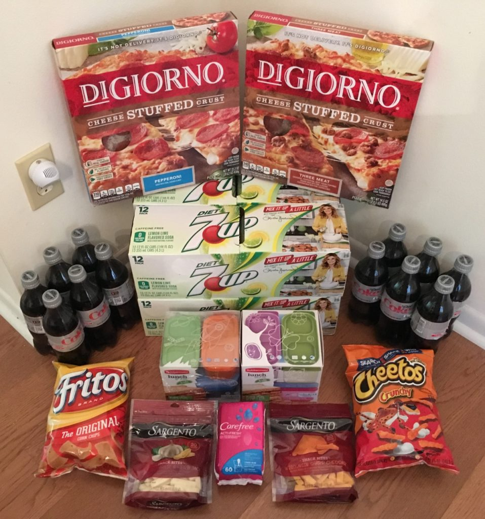 My 7/12 Publix Trip - $95.06 for $40.25 or 58% Off
