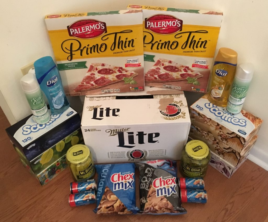 My 8/9 Publix Trip - $78.05 for $32.24 or 59% Off