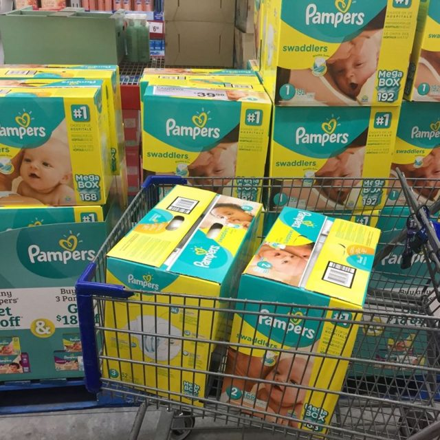 Need a great diaper deal for a BabyShower?10 off 218hellip