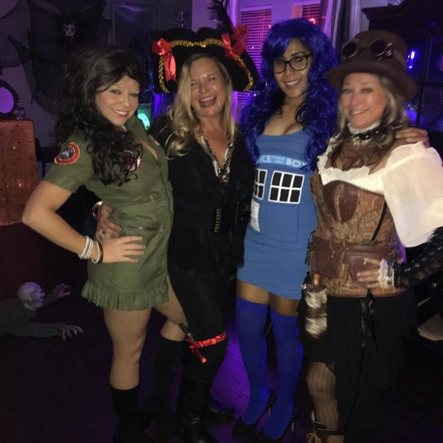 Halloween shenanigans with laresasanford samanthagirl2015 and cisvictoria   hellip