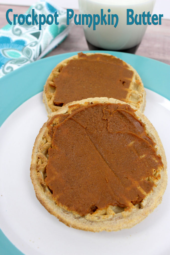 Easy Crockpot Pumpkin Butter Recipe