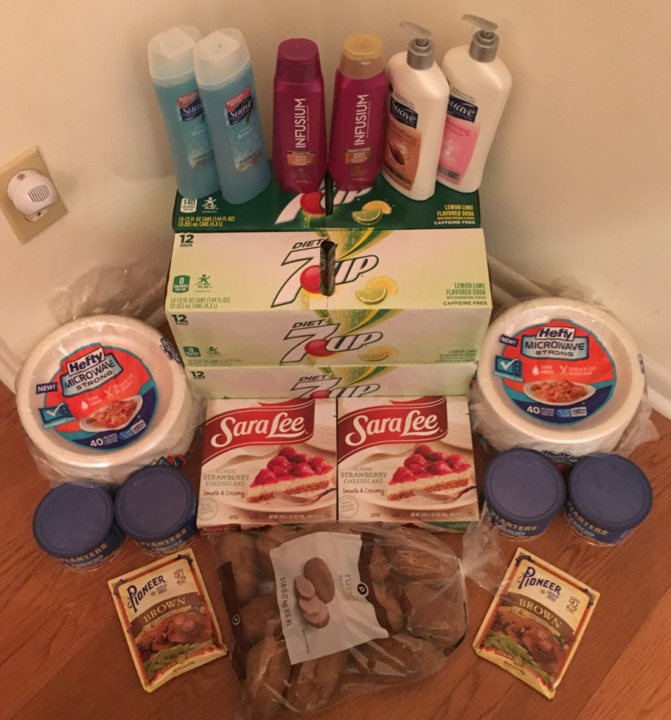 My 11/15 Publix Trip - $96.62 for $33.64 or 65% Off